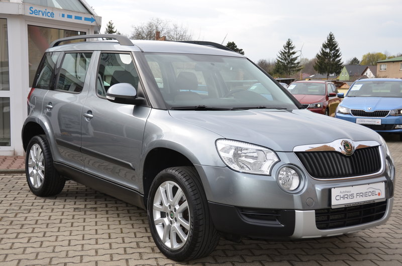 skoda yeti 1 4 tsi navigation climatronic gebrauchtwagen. Black Bedroom Furniture Sets. Home Design Ideas