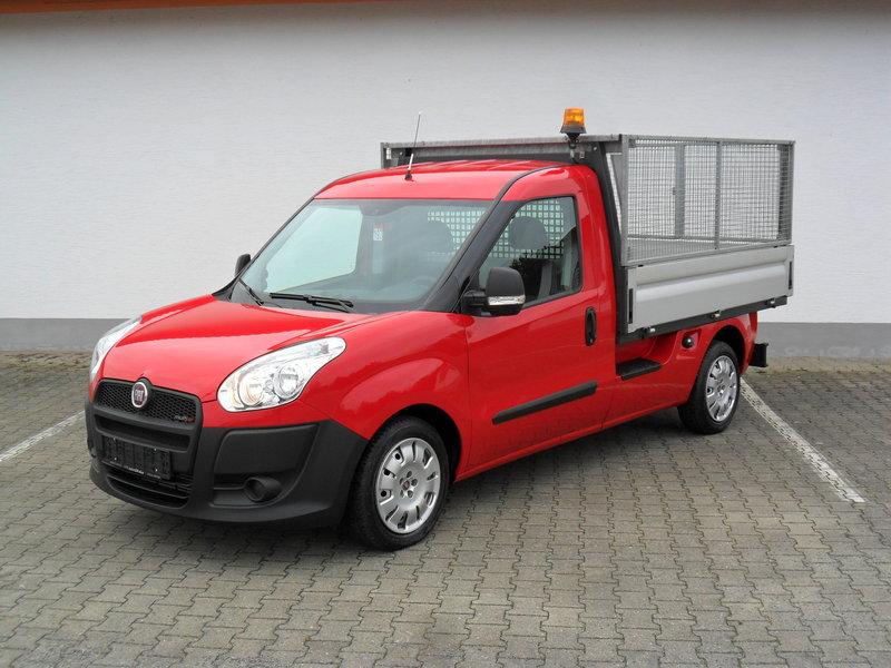 fiat doblo cargo work up 1 6 mj mit gebrauchtwagen. Black Bedroom Furniture Sets. Home Design Ideas